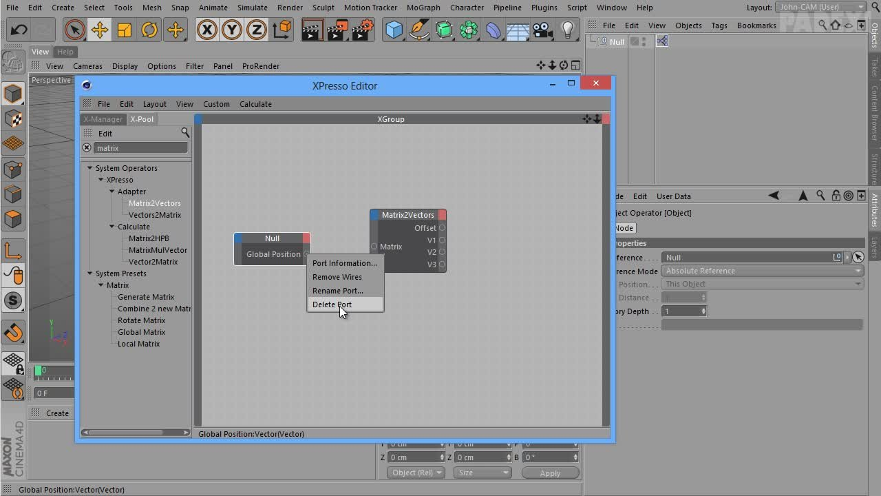 Mastering XPresso with CINEMA 4D - Create your own CINEMA 4D Plugins