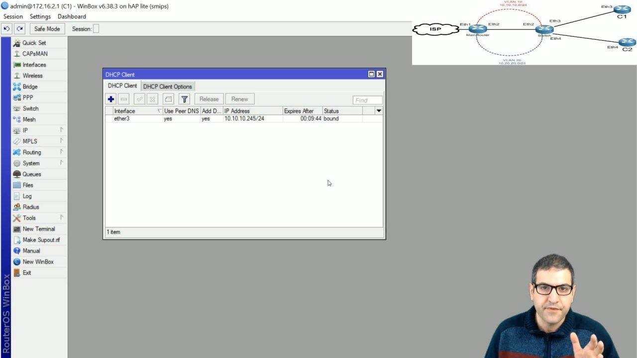 Starting an ISP with MikroTik | Maher Haddad | Skillshare