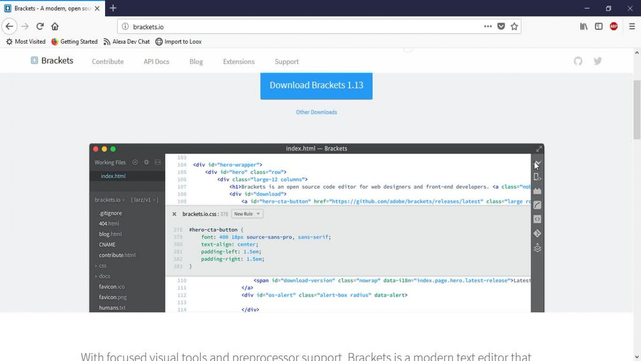 HTML Fundamentals-Basics: Getting Started As A Web Developer