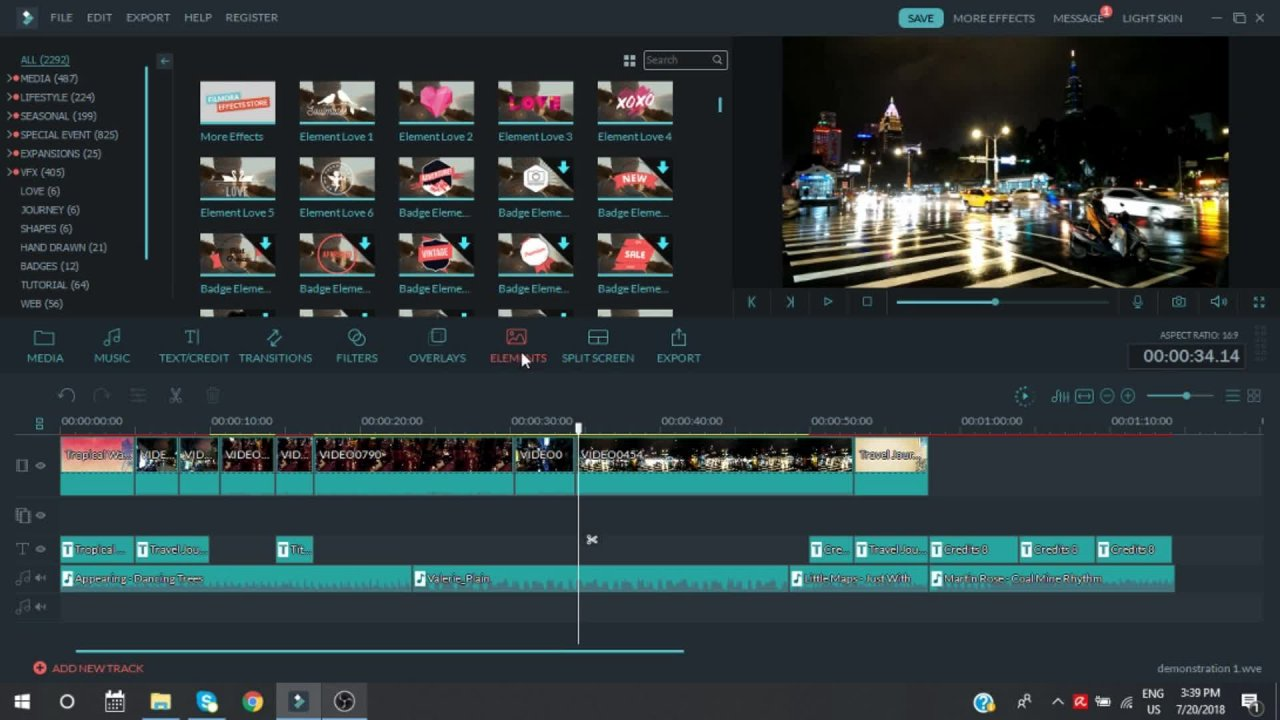 VIDEO EDITING: How to Edit Videos with FILMORA 8 | Rance Keating