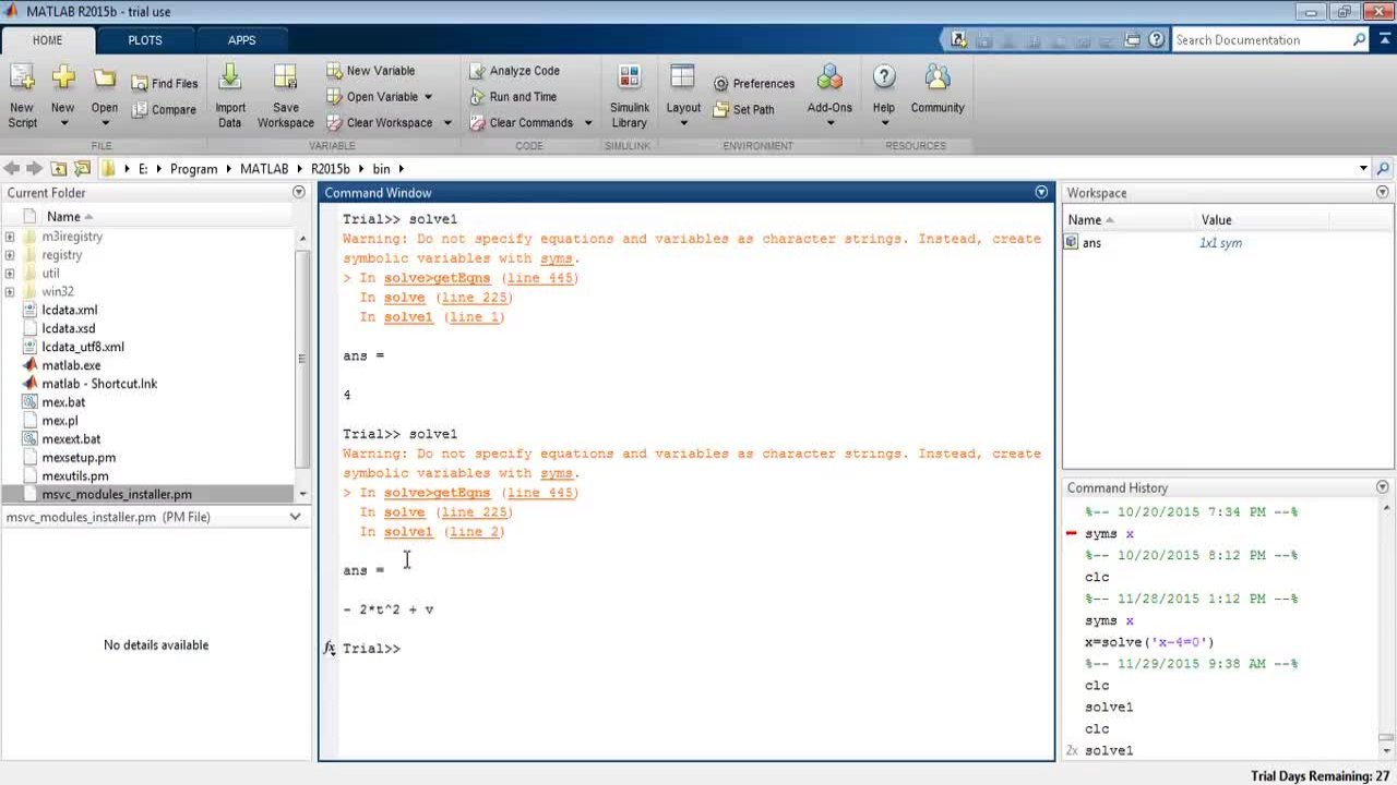 The Complete MATLAB Course: Learn MATLAB from Zero to Hero | Sobhan