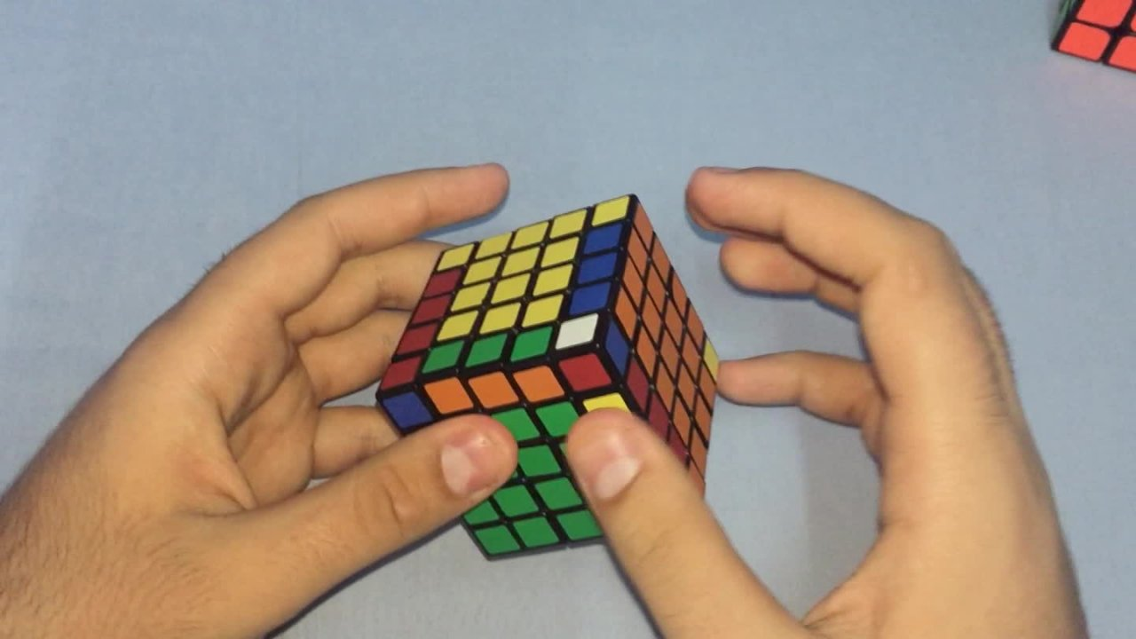 How to Solve 5x5x5 Rubik's Cube | Maged Boutros | Skillshare