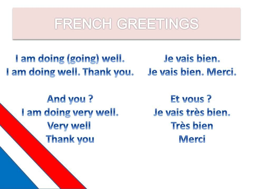 My First French Lesson | MyFirst FrenchLesson | Skillshare