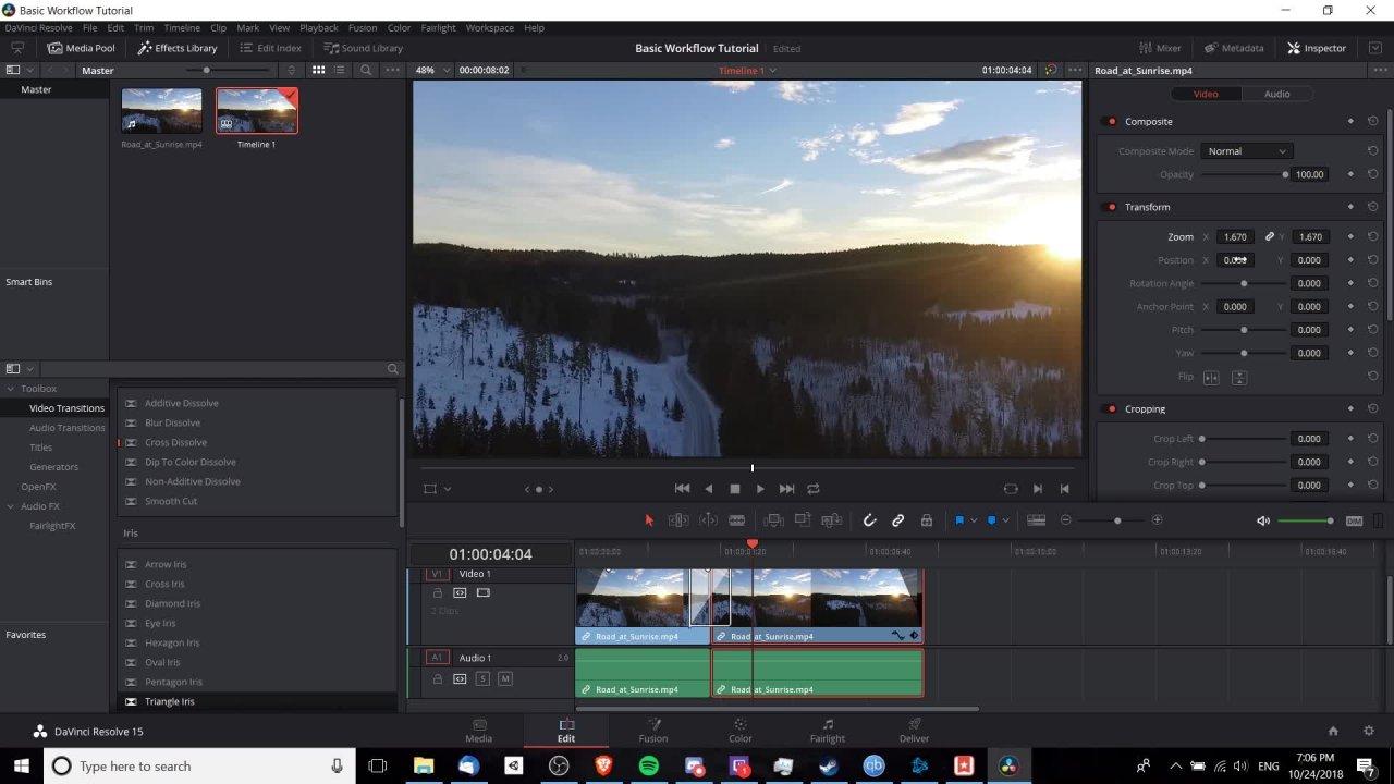 Complete Video Production: OBS Studio & DaVinci Resolve 14