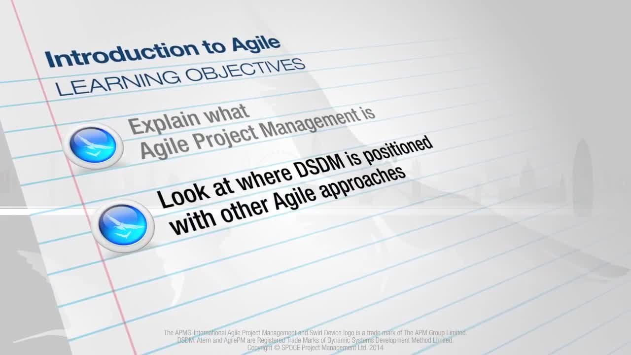 Introduction to AgilePM® Project Management | SkillSolve