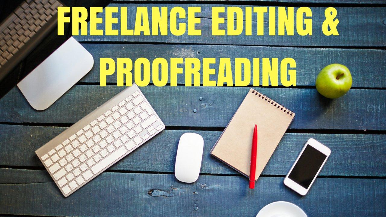 Kickstart Your Freelance Editor & Proofreader Career on Upwork ...