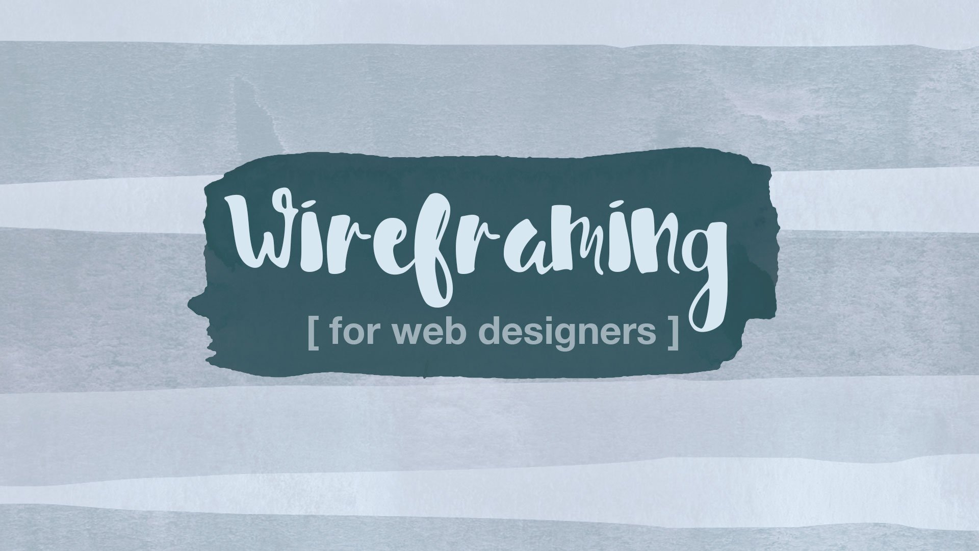 Wireframing for Website Design for Beginners