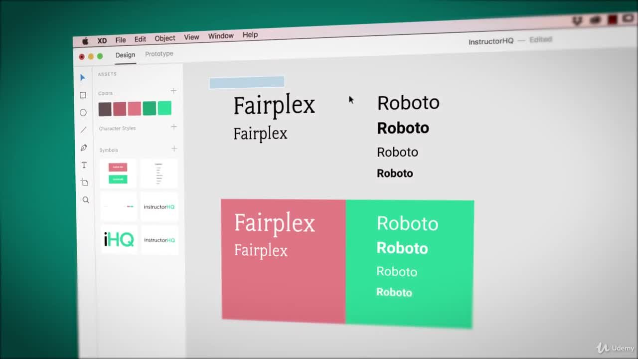 UI & UX Web Design using Adobe XD - User Experience Design