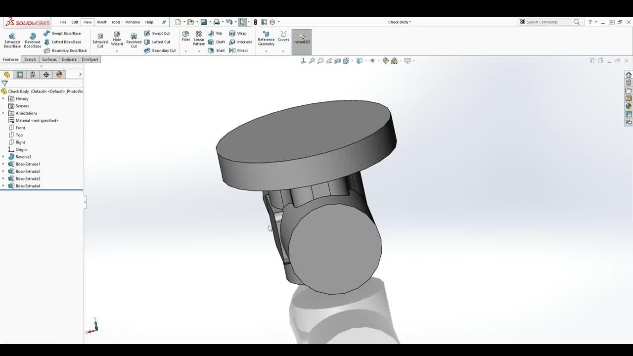 Solidworks complete training learn 3d modeling joseph frayne skillshare