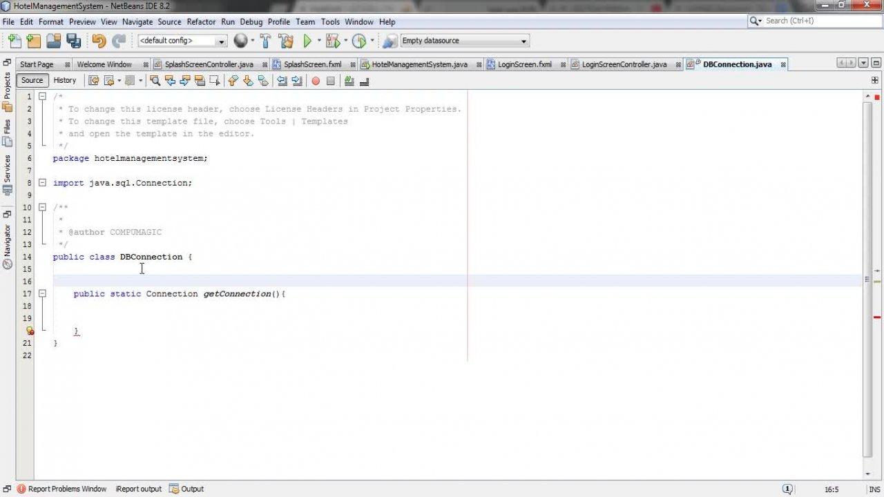 Build Amazing Desktop Application By Java | Mohamed Khaled | Skillshare