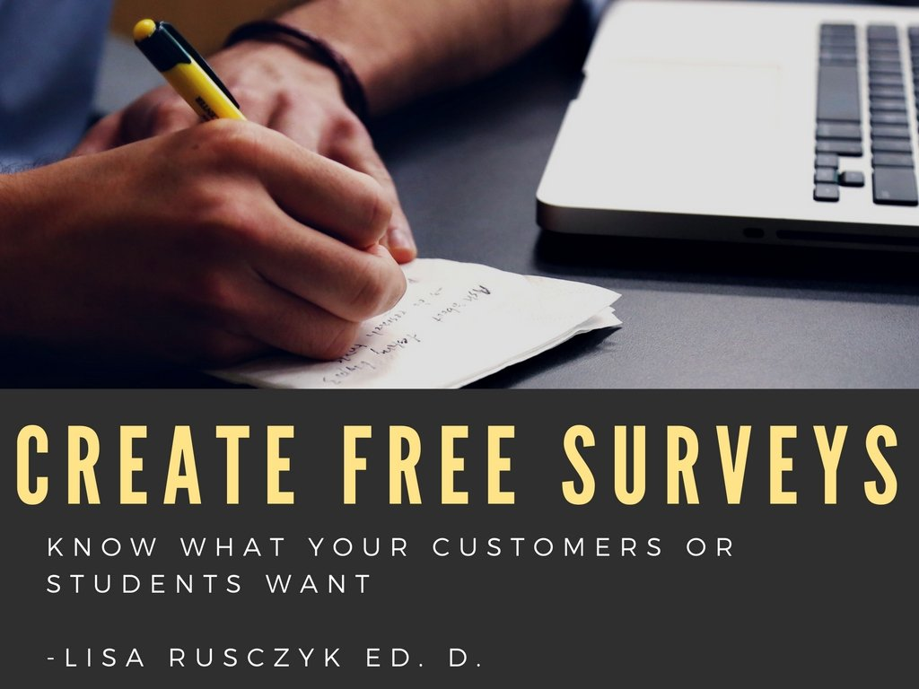 create customer surveys create free surveys learn what your customers or students 8688