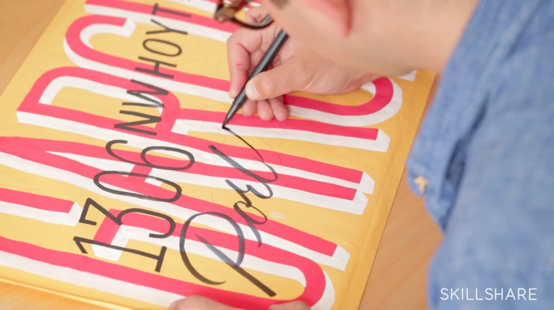 A Comprehensive Guide to Hand Lettering: Creating Graphic and Script Styles | Erik Marinovich