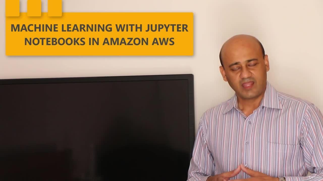 Machine Learning and Jupyter Notebooks and AWS | Qasim Shah | Skillshare