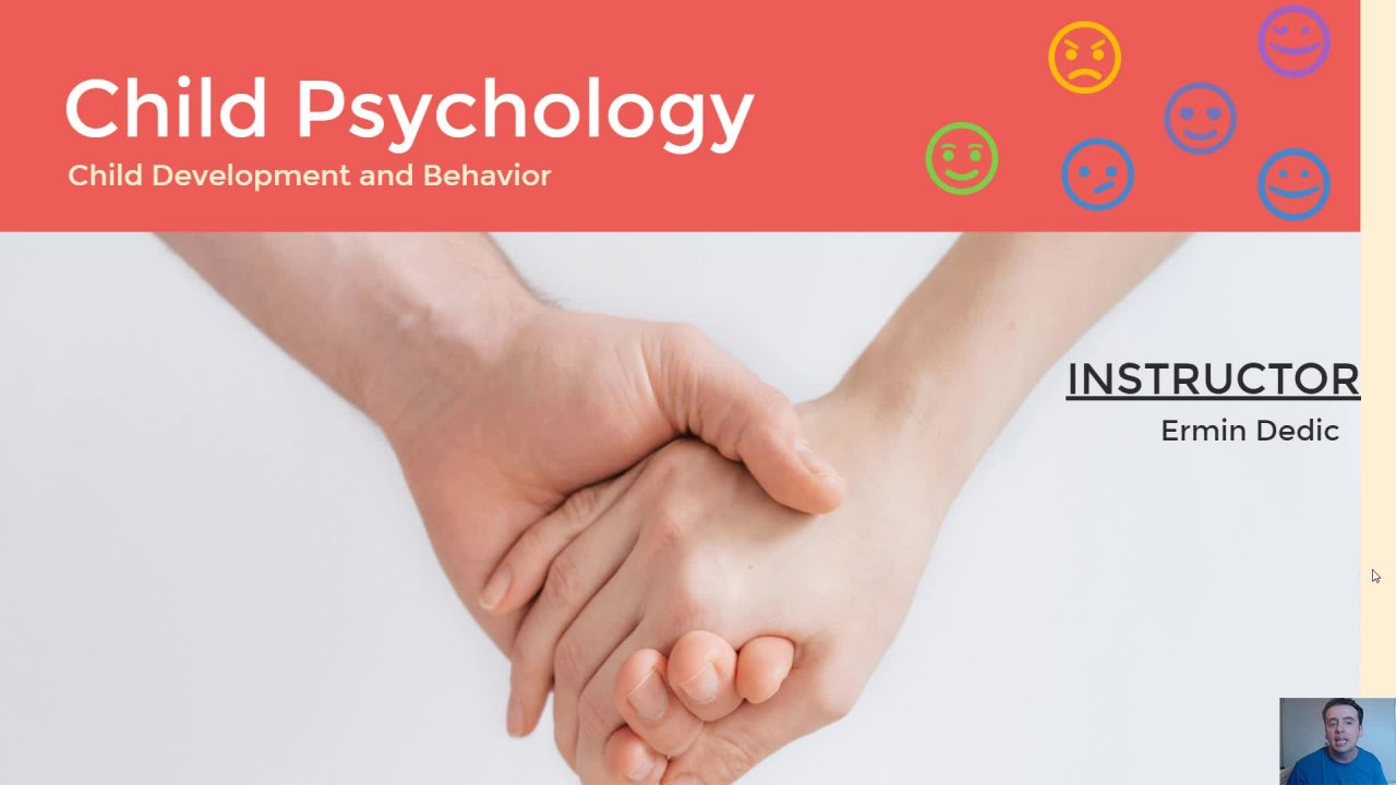 Child Psychology; Neuroscience and Child Development for Parents