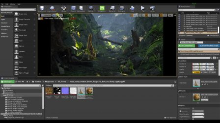 SKILLSHARE – EASILY CREATE CAPTIVATING ENVIRONMENTS IN UNREAL ENGINE