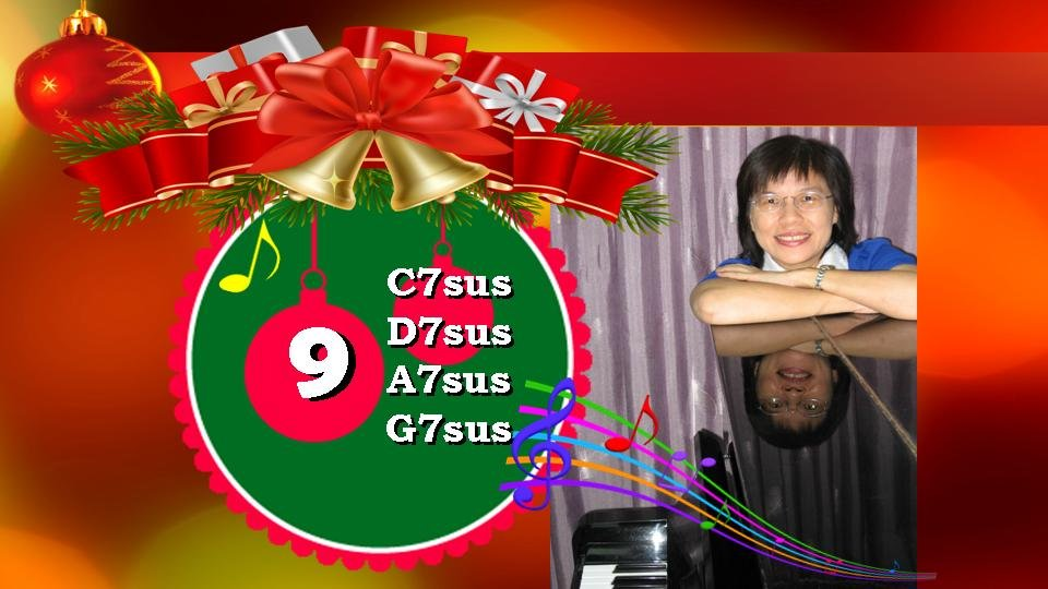 Learn Piano 9 Use Suspended Chords Play Sus Runs Rosa Suen