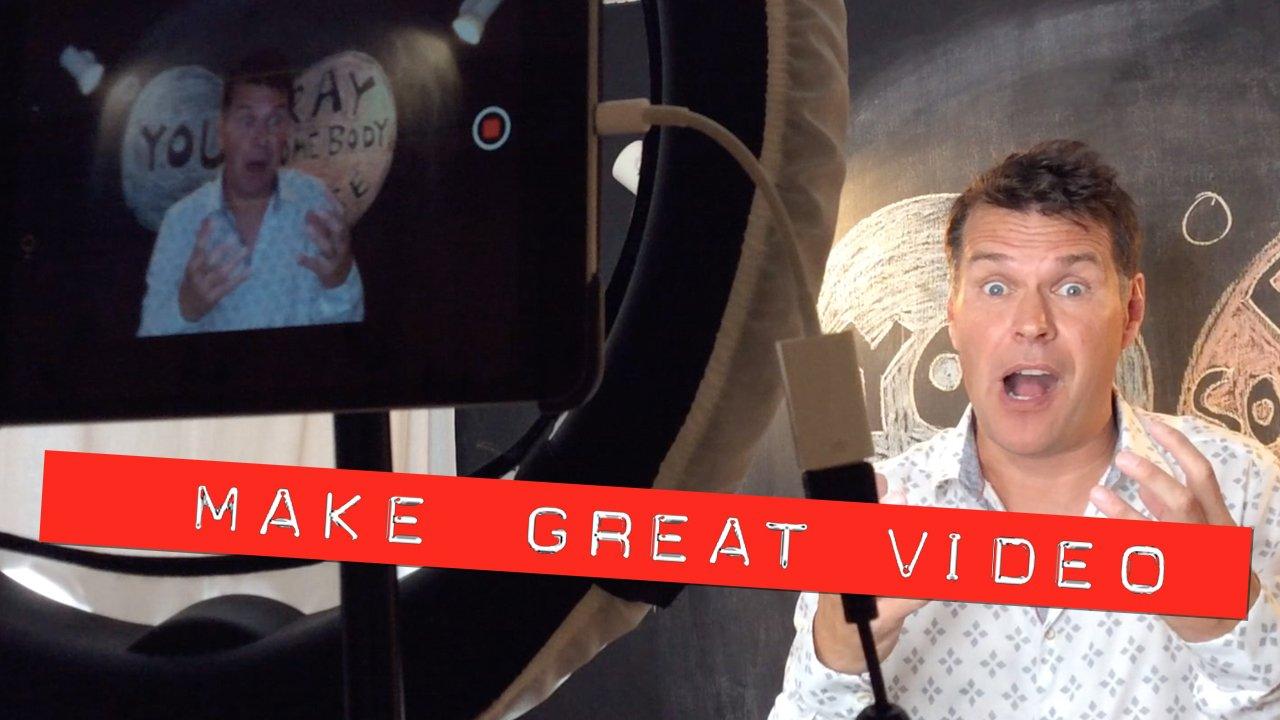 skillshare, video design
