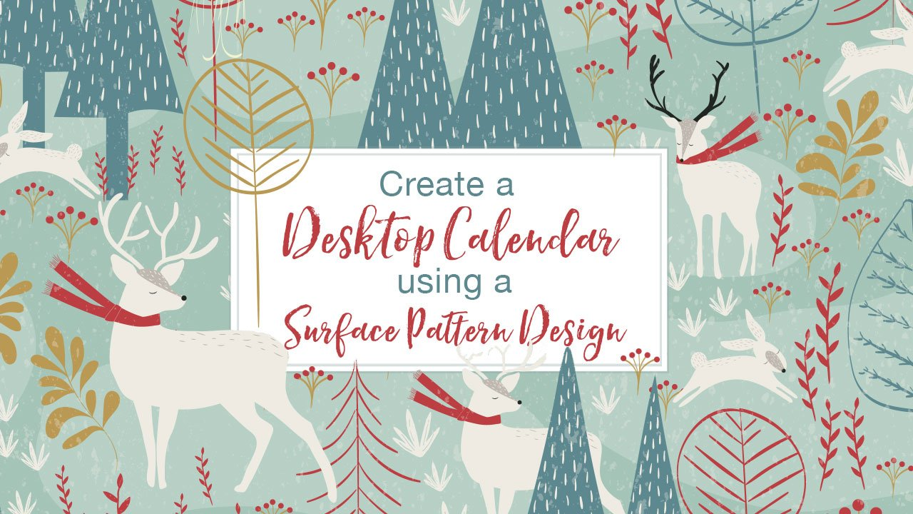 Calendar Design Using Photo : Skillshare projects newclasses