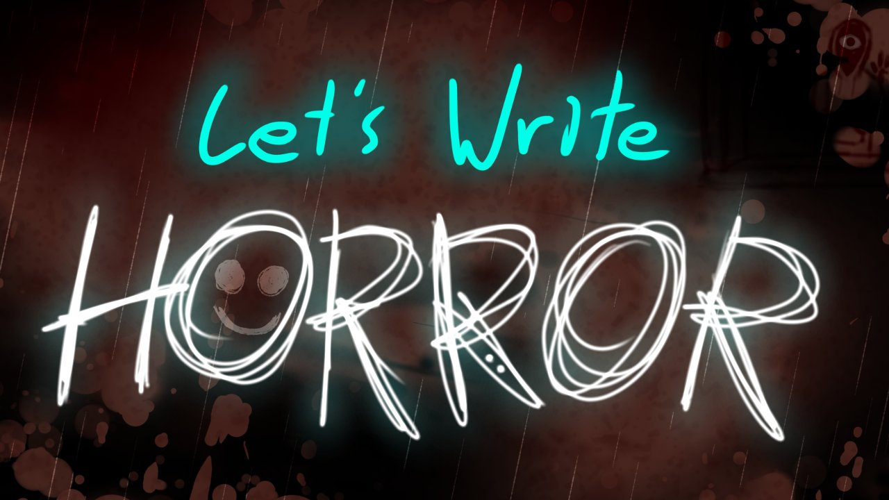 Let's Write Horror image