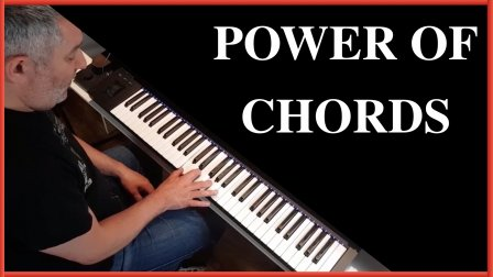 Power of Chords: Piano beginners can play the pop songs they