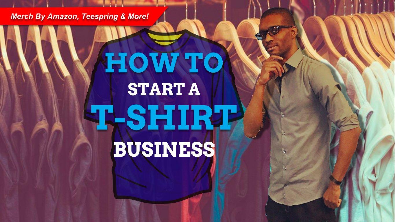 579559f7b Start A T-Shirt Business | Teespring, Merch by Amazon & More! | Jason Gandy  | Skillshare