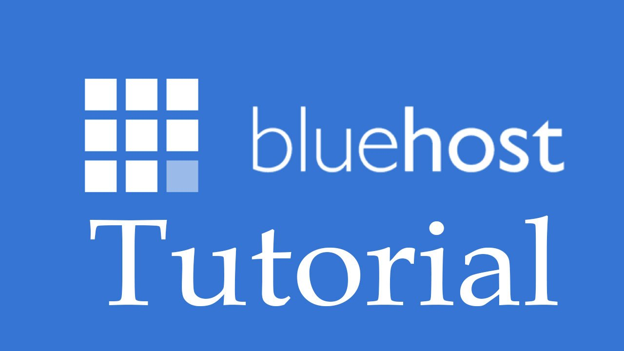 Free Bluehost Tutorial - Manage Website, Email, DB, Files and more