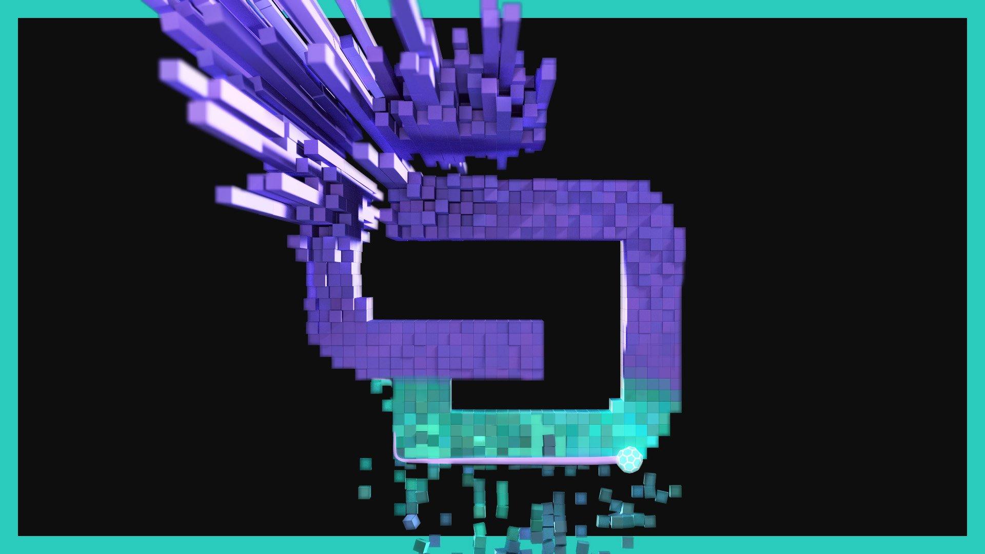 Advanced 3D Logo Animation in Autodesk Maya