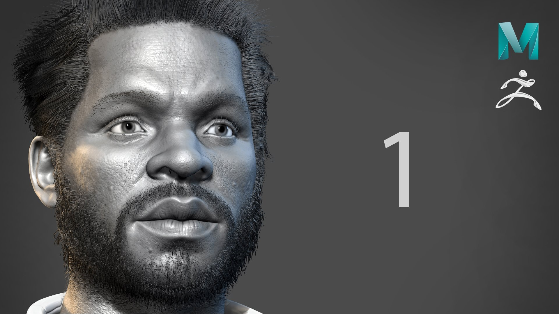 Realistic Character Modeling - Part 01 - Base Mesh Modeling in Maya