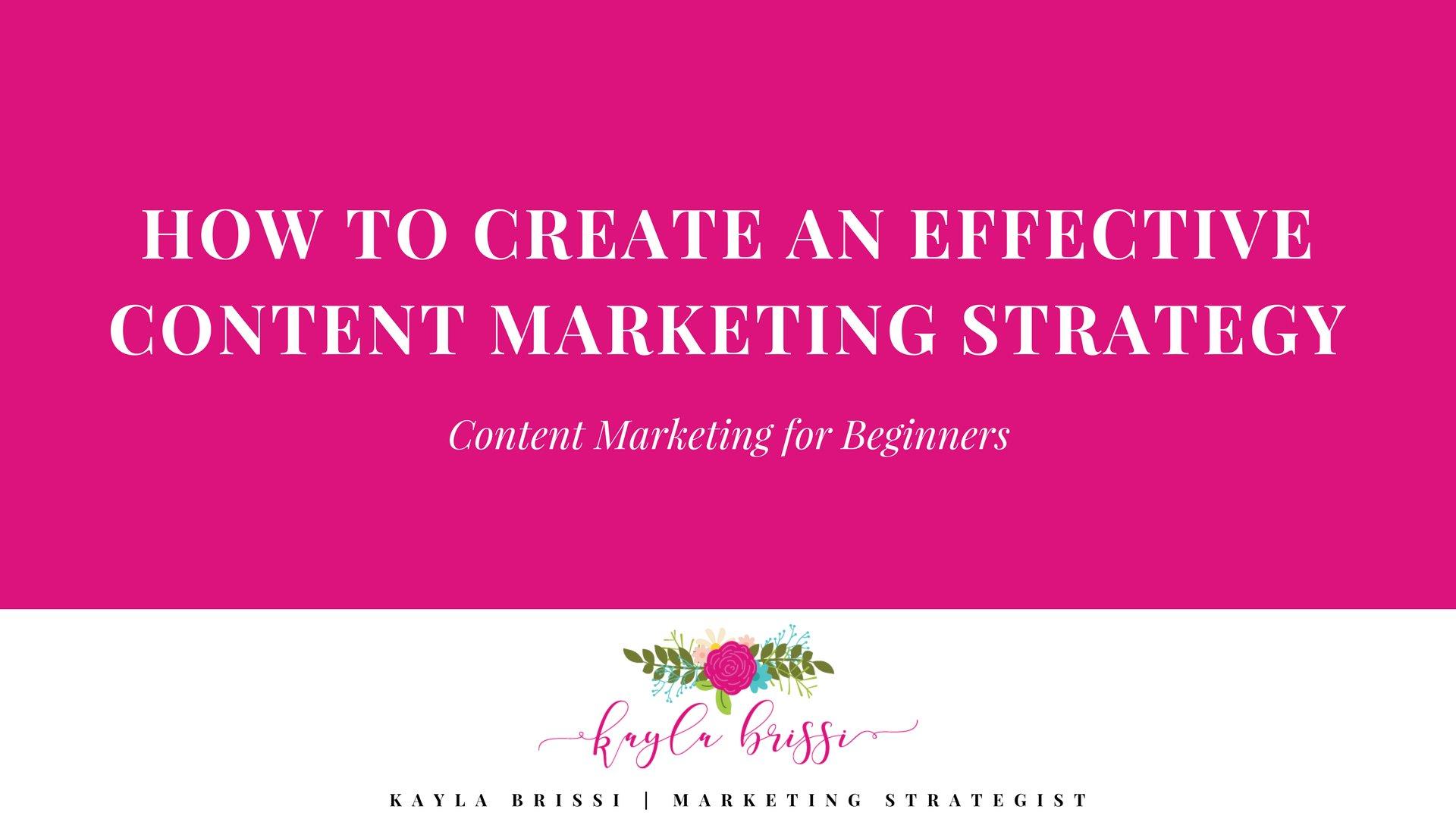 Content Marketing, skillshare, Marketing,