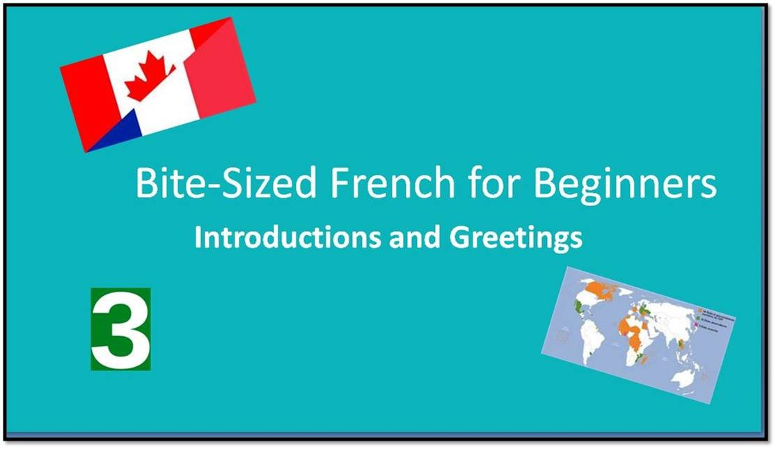 Bite sized french for beginners introductions and greetings carol bite sized french for beginners introductions and greetings carol harvey skillshare m4hsunfo