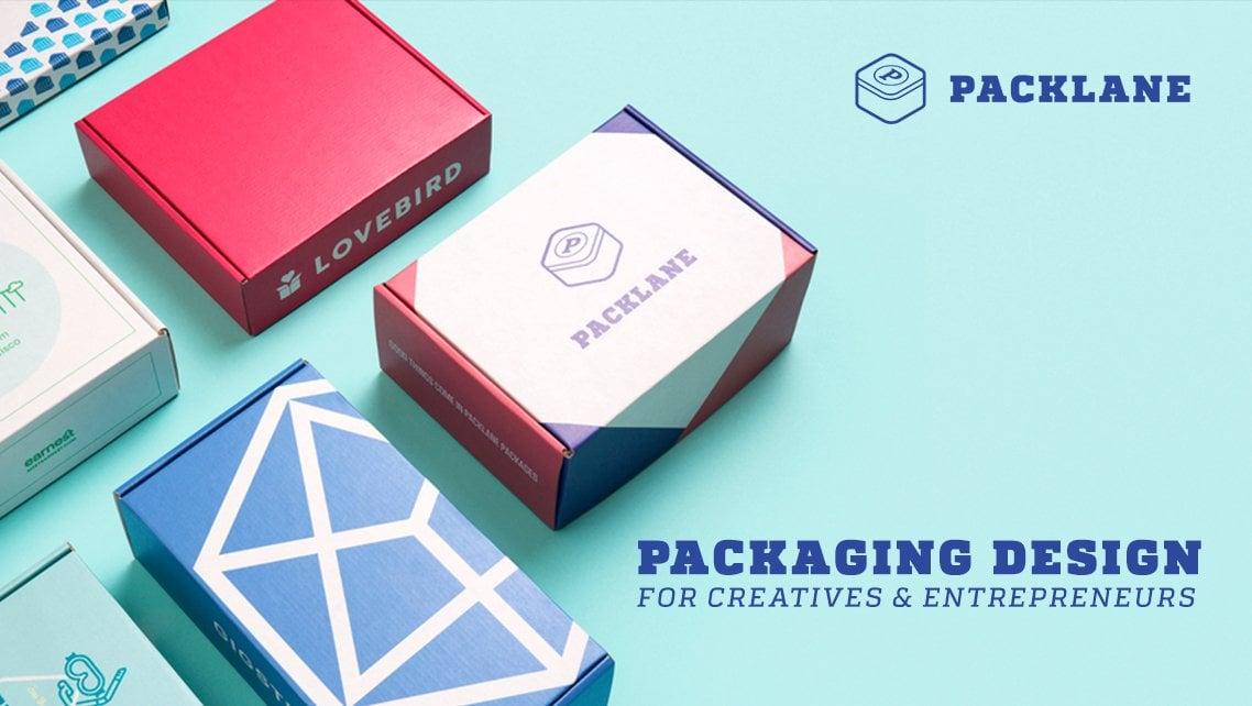 Packaging Design for Creatives & Entrepreneurs | Simone
