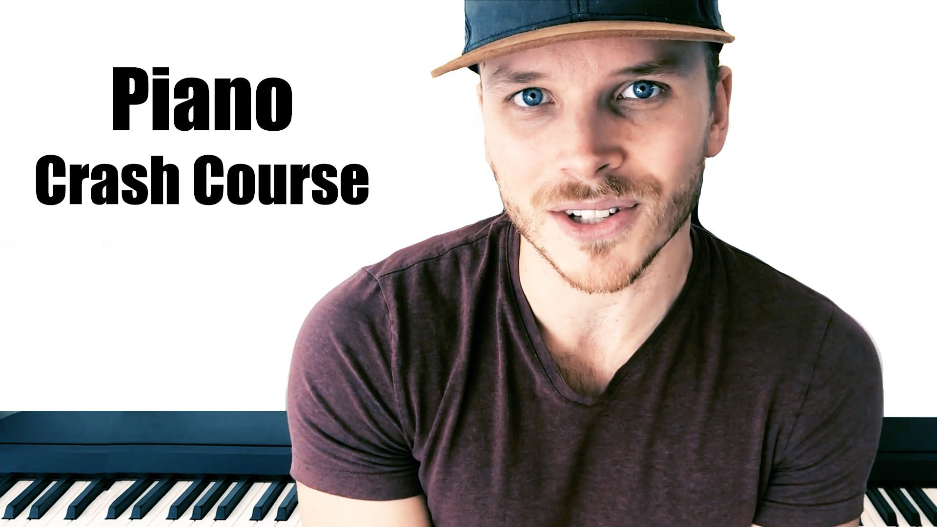 Learn Piano Basics in 50 Minutes!! Piano Crash Course!