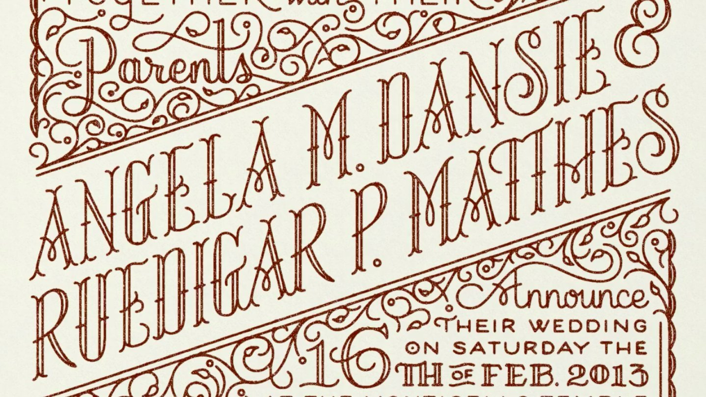 Hand Lettering Styles and Techniques for Embellishment | Spencer Charles