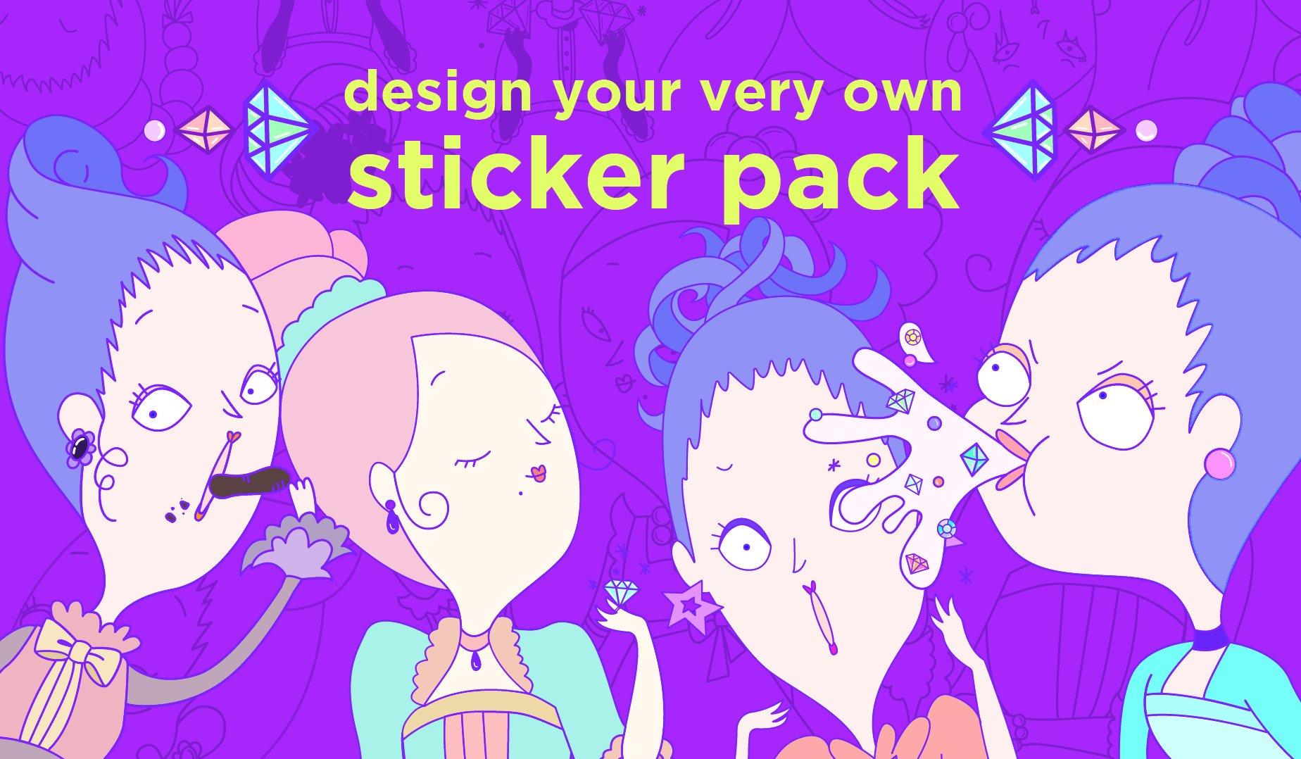 Design Stickers In Adobe Illustrator Amber Lim Skillshare - Design your own stickers