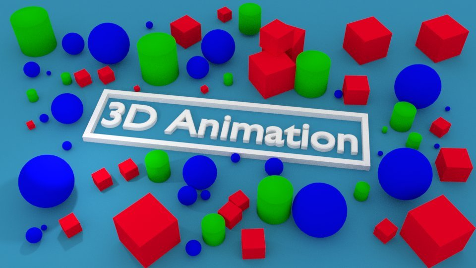 Introduction to 3D Animation With Blender