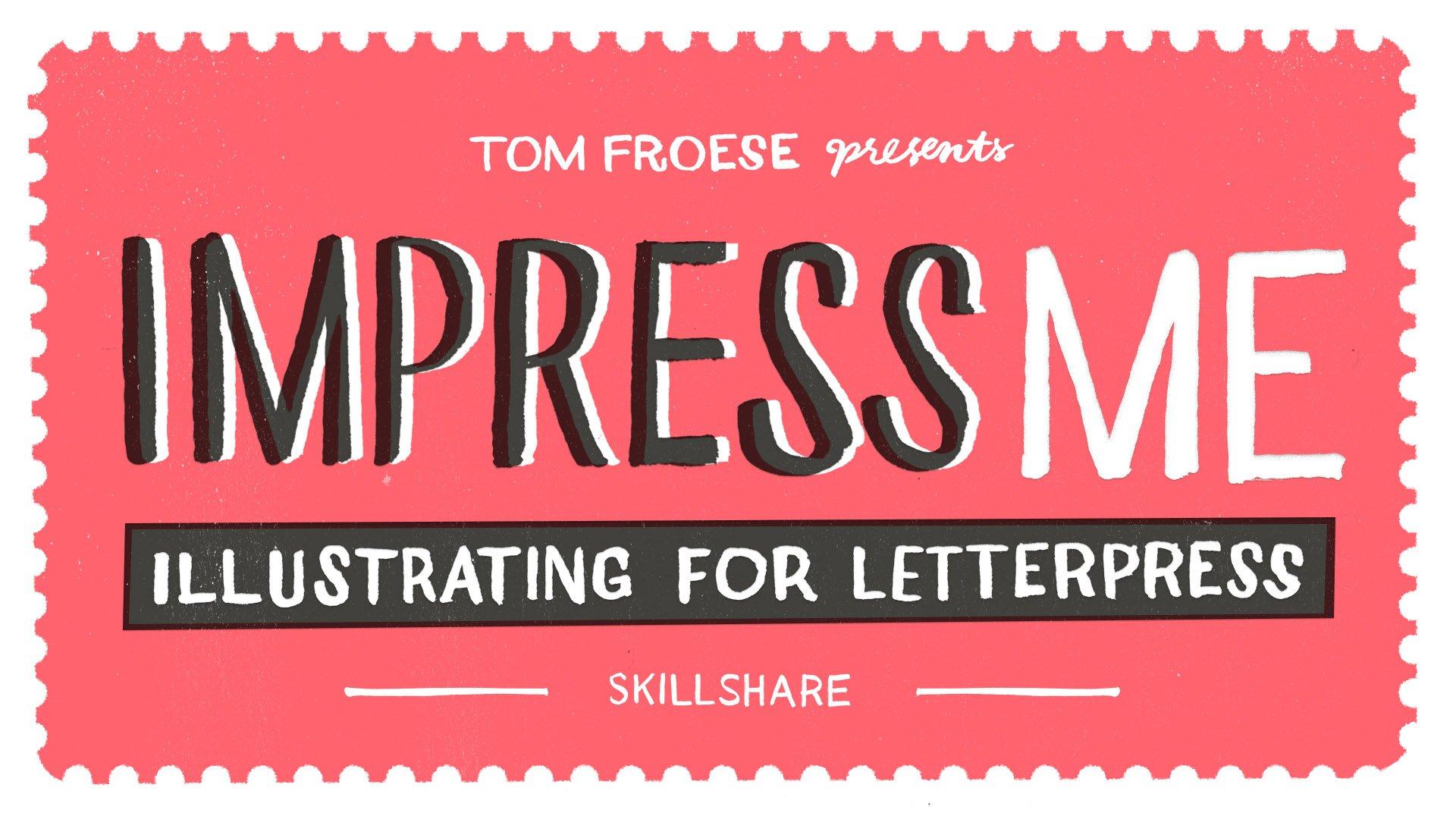 Tom Froese - Skillshare