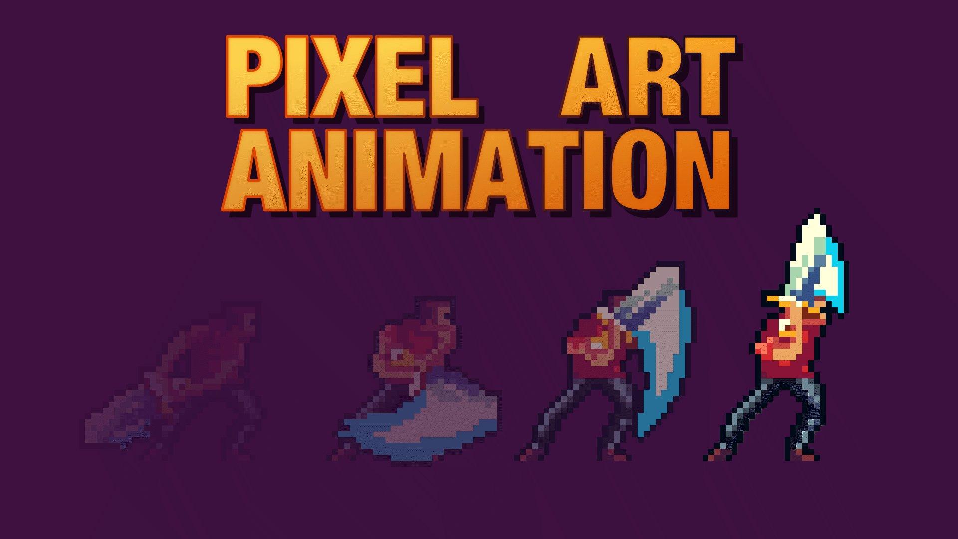 Pixel Art Animation