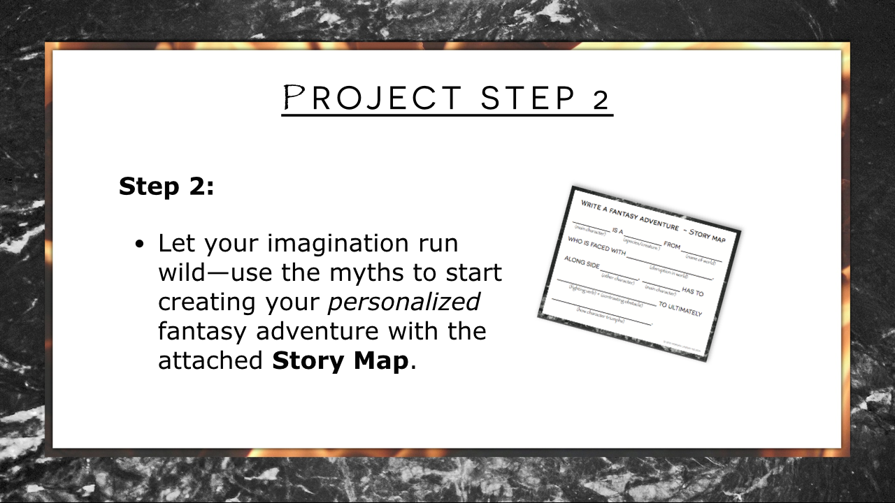 Write a Fantasy Adventure: Discover Mythology and Create Your Epic ...