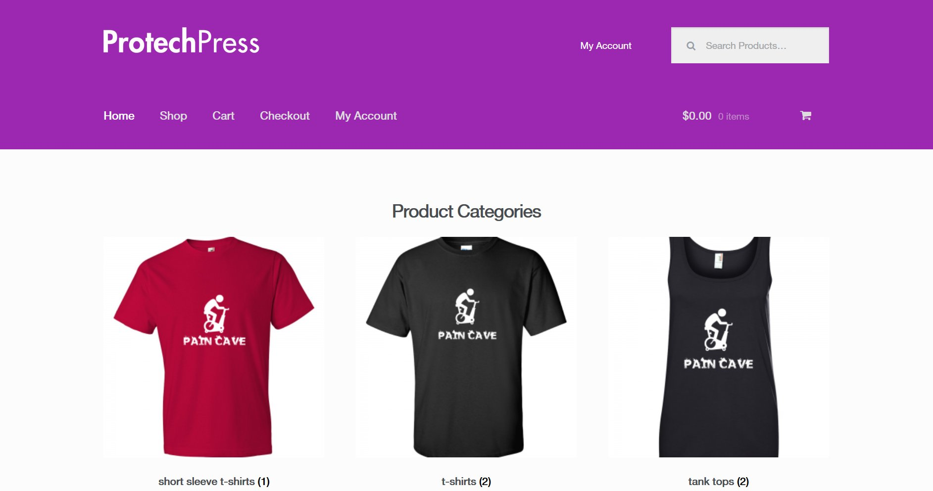 4da86aa2 Build a WooCommerce eCommerce T-Shirt Store with WordPress | Susan Cork |  Skillshare