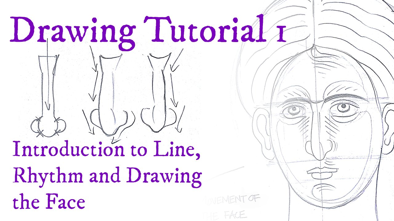 byzantine iconography drawing the face 1 introduction to line