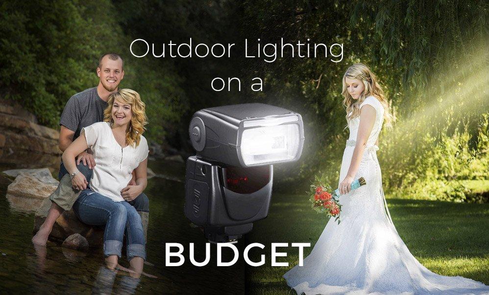 Photography Outdoor Lighting On A Budget Joshua Butts Skillshare
