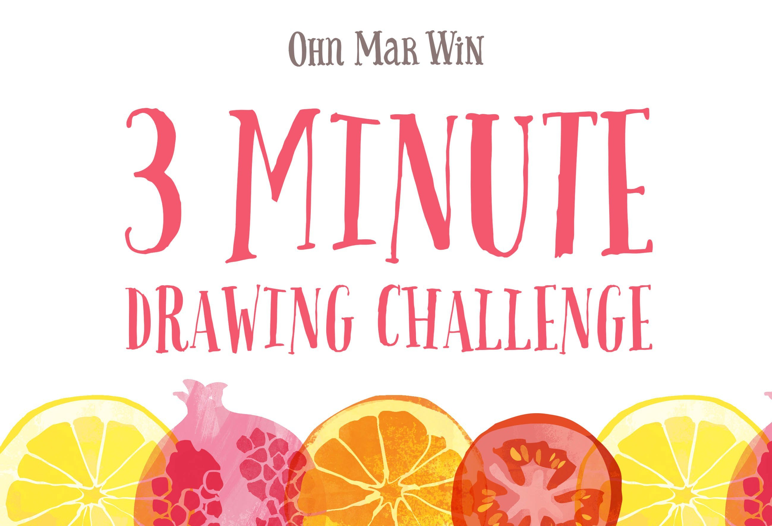 improve your sketches  3 minute drawing challenge   part 1