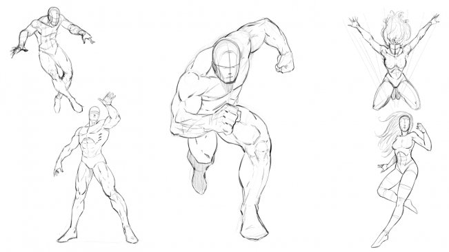 Learn The Basics For Improving Your Figure Drawings Robert