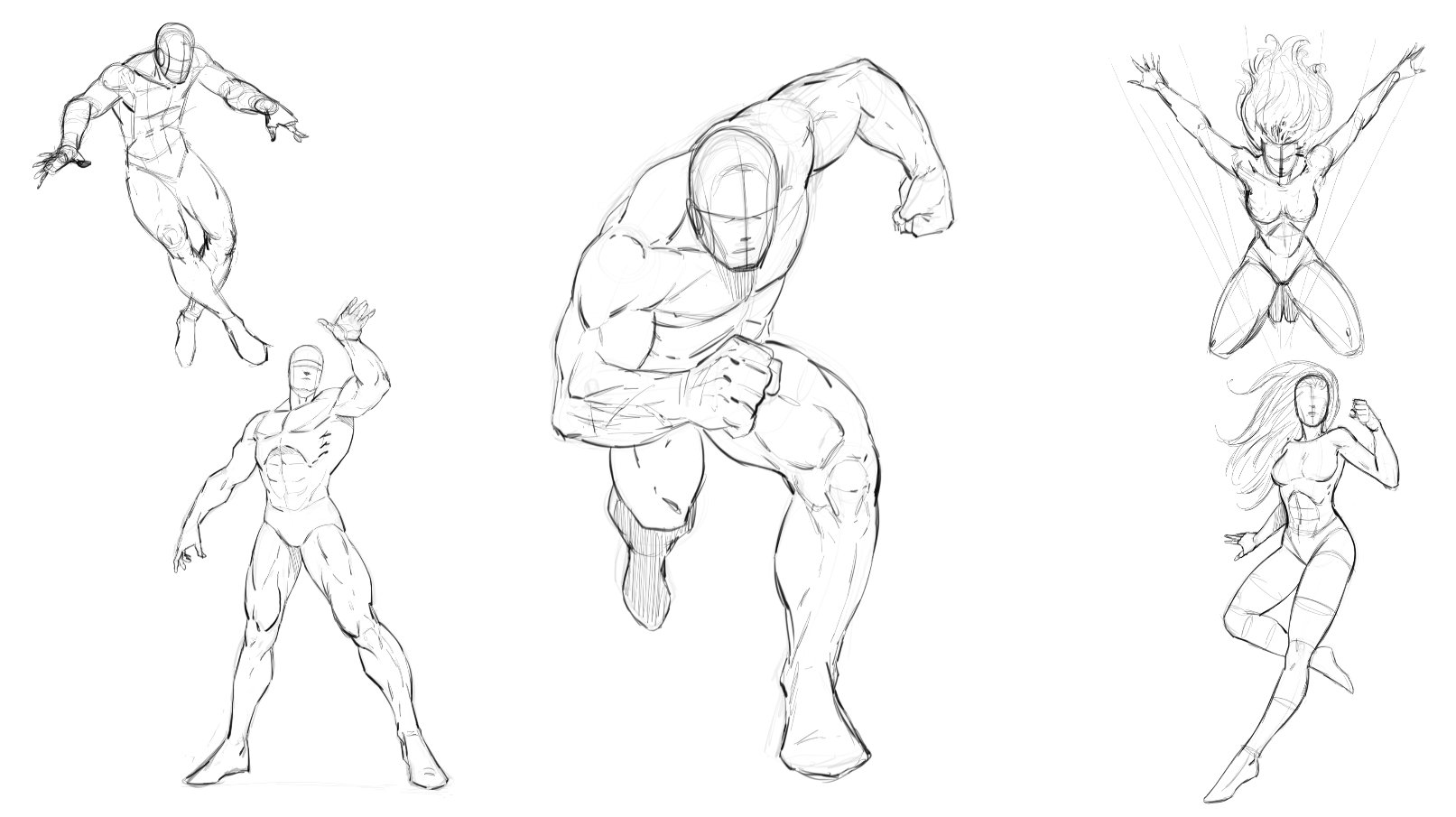 Learn the Basics for Improving Your Figure Drawings | Robert