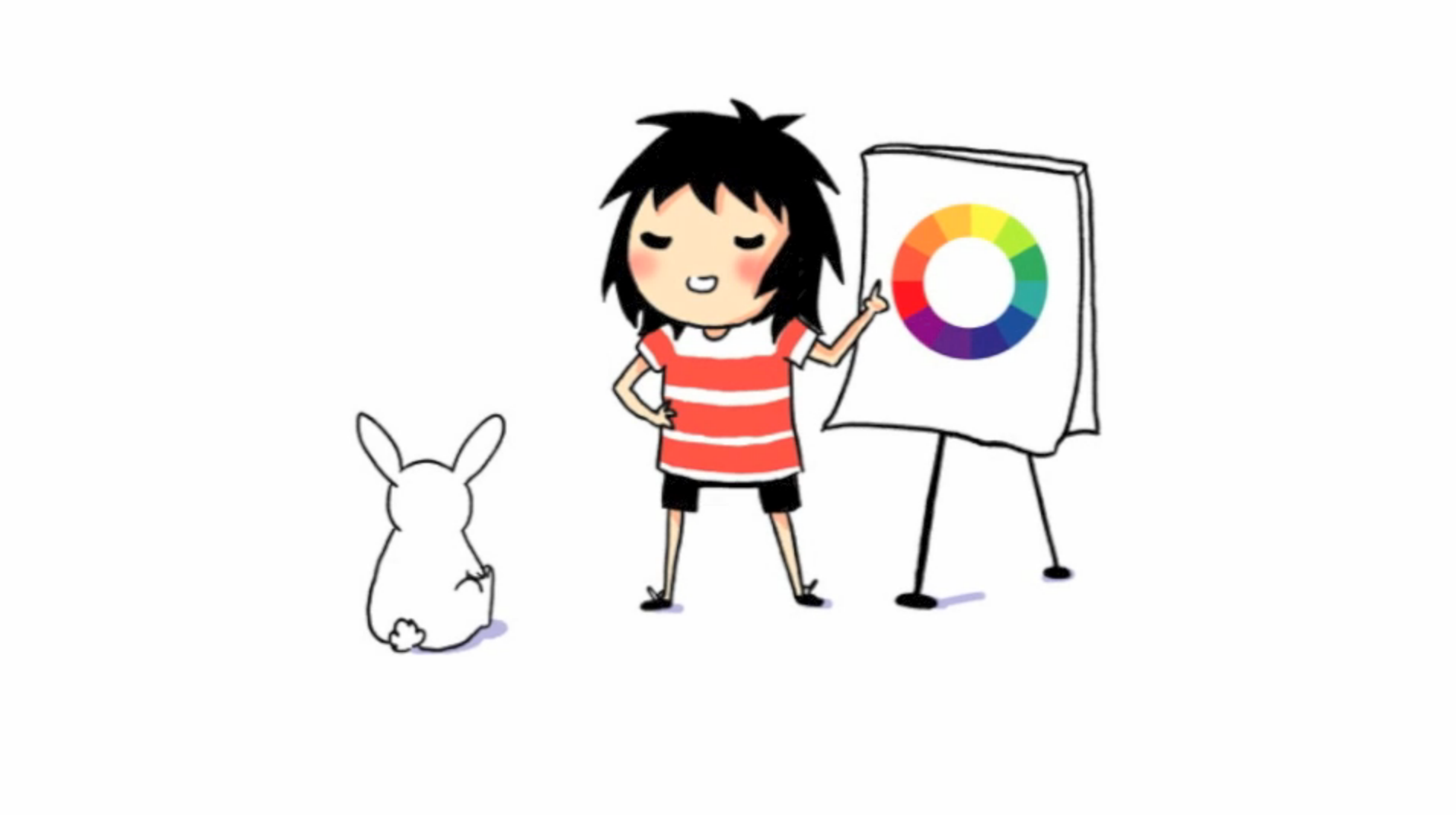 coloring webcomics from line art to digital color sarah