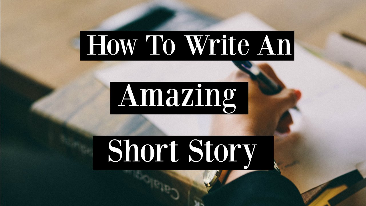 how to write an interesting story about yourself