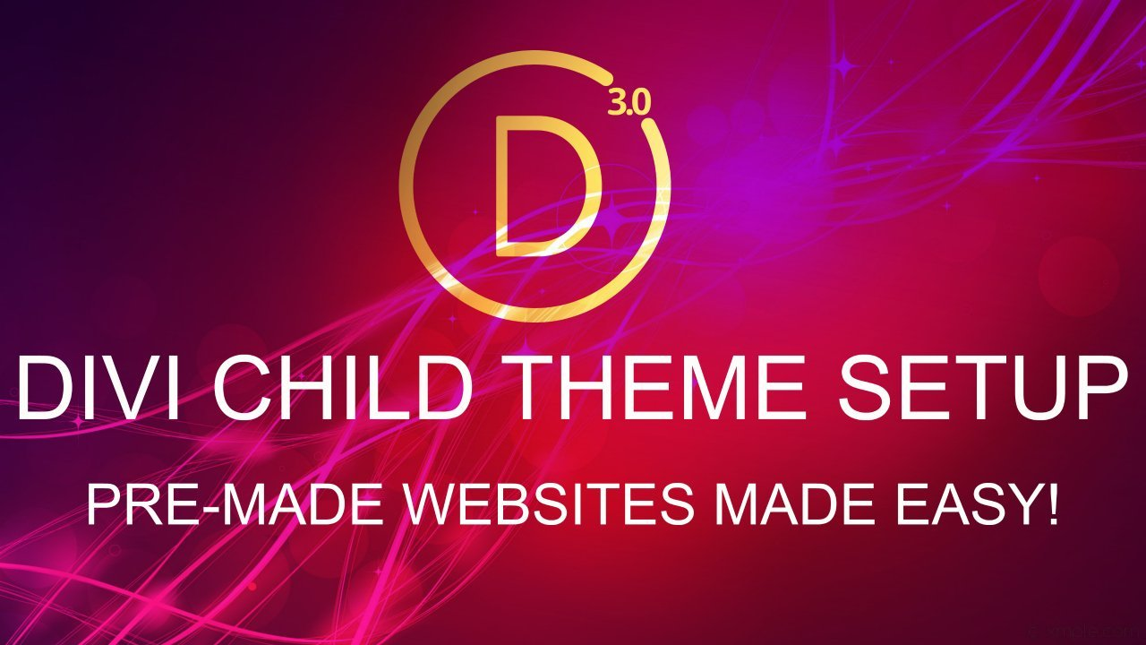 Divi Child Themes For Wordpress