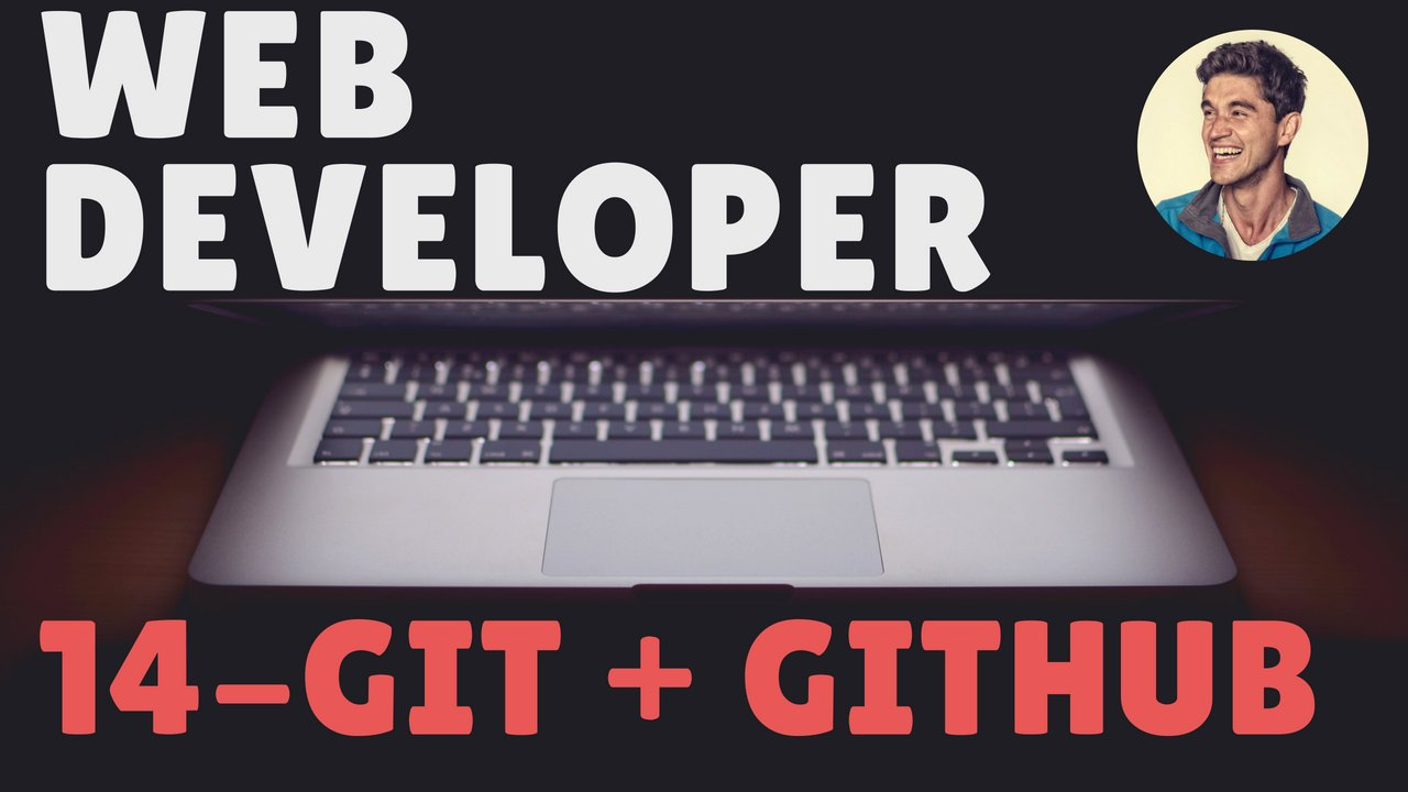 Become A Web Developer - Part 14: Git + Github | Andrei Neagoie