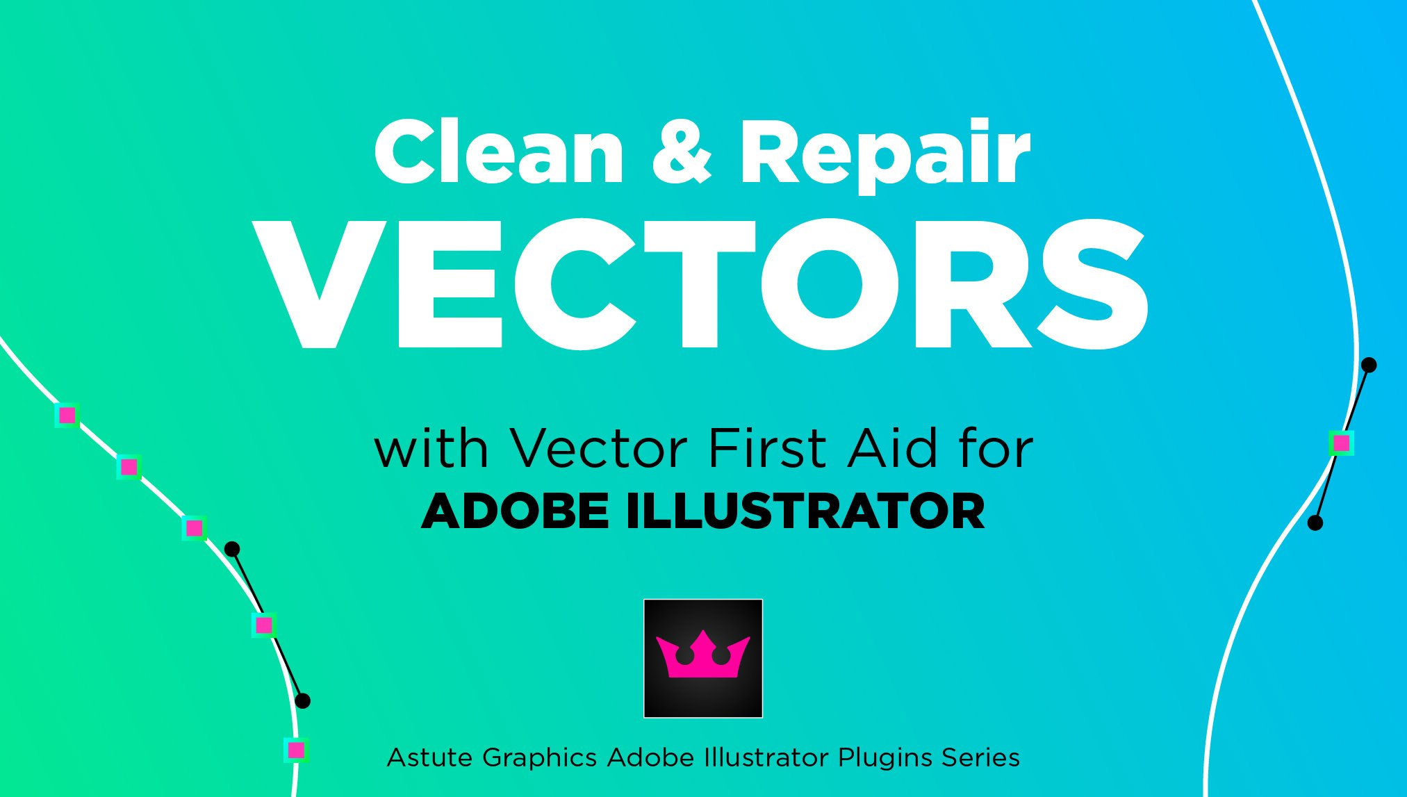 How to Repair/Clean Vector FIles with VectorFirstAid Plugin | Joshua