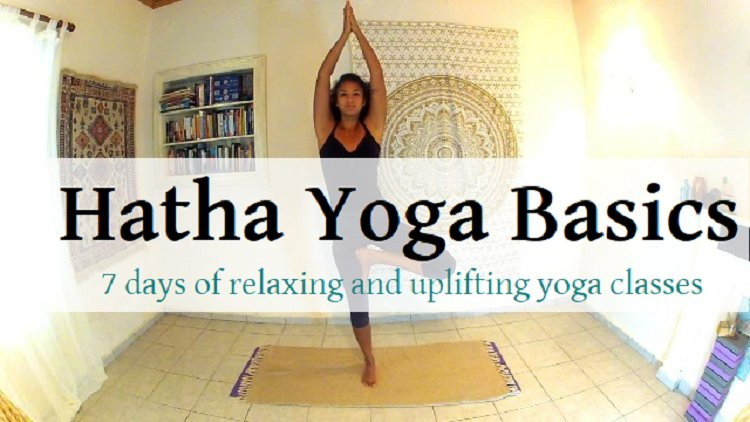 Hatha Yoga Basics- Part 6- Intuition | Sacha Heath | Skillshare